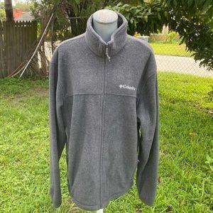 Columbia Fleece Jacket Full Zip 2.0 Size L